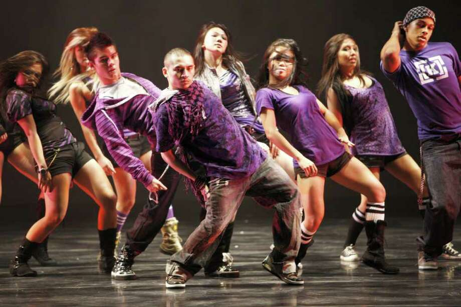 WyldStyl   is featured in the JCC's Dance Month Photo: James Wiseman
