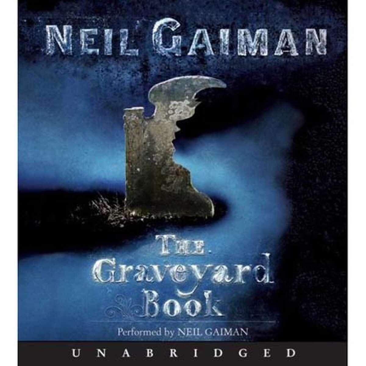 'The Graveyard Book' by Neil Gaiman