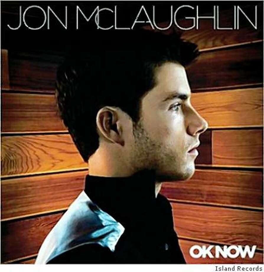 Jon McLaughlin CD cover Photo: Island Records