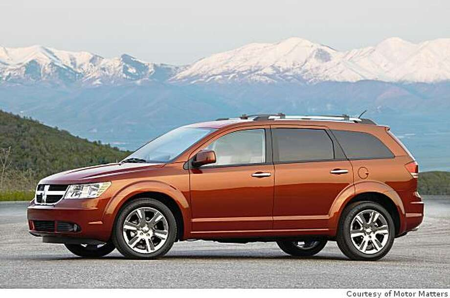 2009 Dodge Journey R/T Photo: Courtesy Of Motor Matters