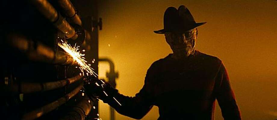 "Jackie Earle Haley stars as Freddy Krueger in ""A Nightmare on Elm Street."" (Warner Bros/MCT) Photo: Handout, MCT"