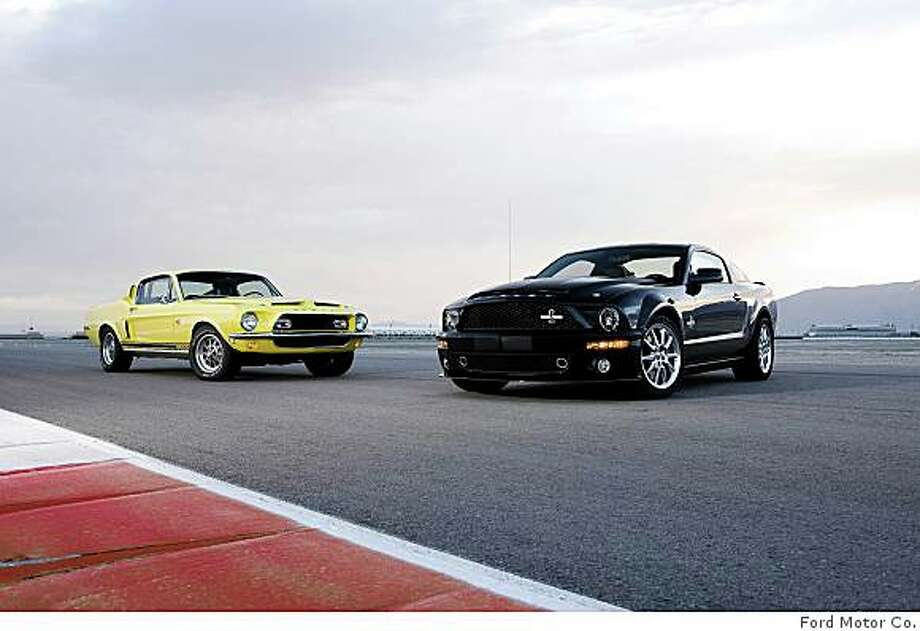 Ford?s fifth generation Mustang draws many of its design elements from its late-1960s ancestors that most enthusiasts consider to be the pinnacle of the marque. Photo: Courtesy Of Volkswagen, Ford Motor Co.