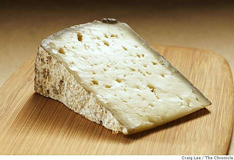 Lagrein cheese, in San Francisco, Calif., on October 2, 2008. Food styled by Cindy Lee. Photo: Craig Lee, The Chronicle