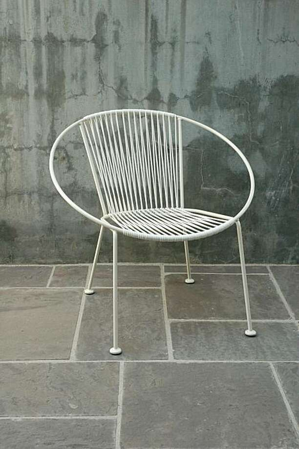 Hoop Chair from Plain Air Photo: Plain Air