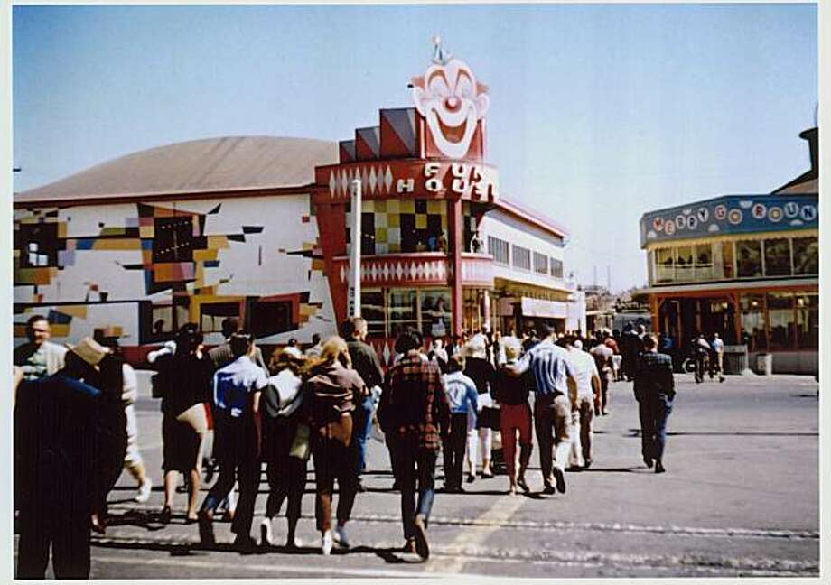 04_19_10_1817_playland.jpg  date unknown  The FunHouse Photo: File Photo, The Chronicle