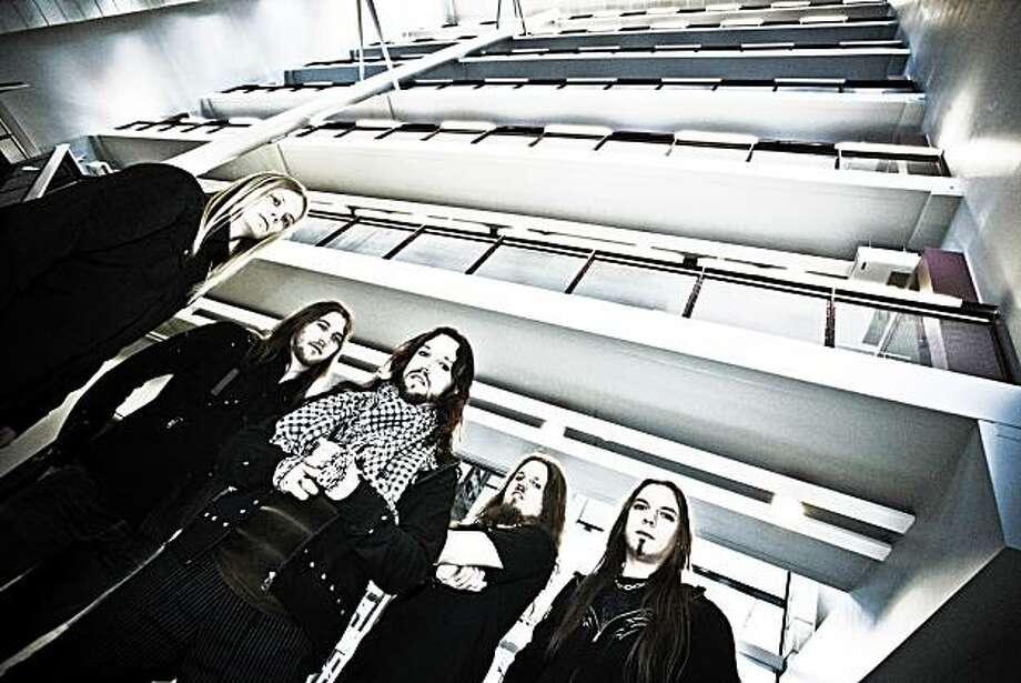 Sonata Arctica Photo: Nuclear Blast USA