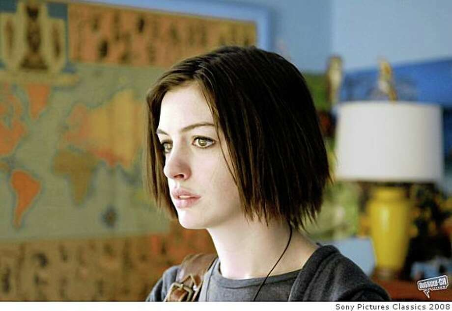 Anne Hathaway in RACHEL GETTING MARRIED Photo: Sony Pictures Classics 2008