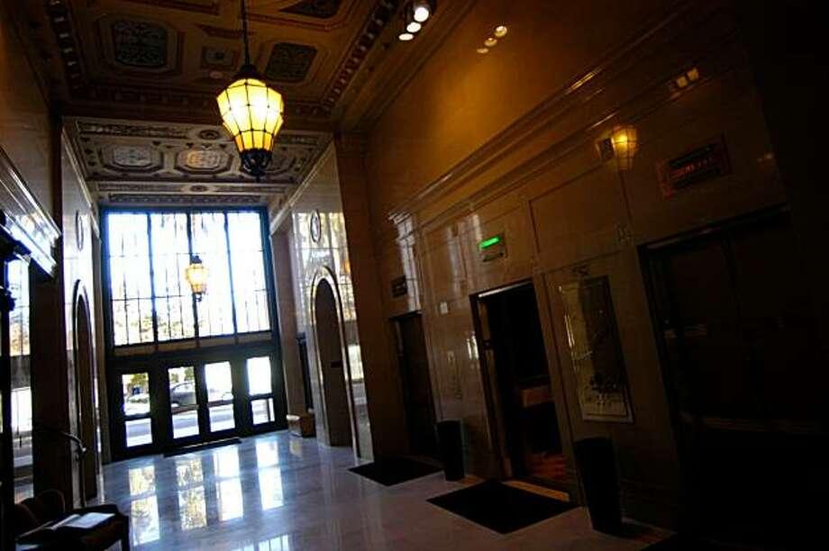 The Citizen Hotel, a Joie de Vivre property in downtown Sacramento, was built into 1926 Cal Western Life building. Photo: Spud Hilton, The Chronicle