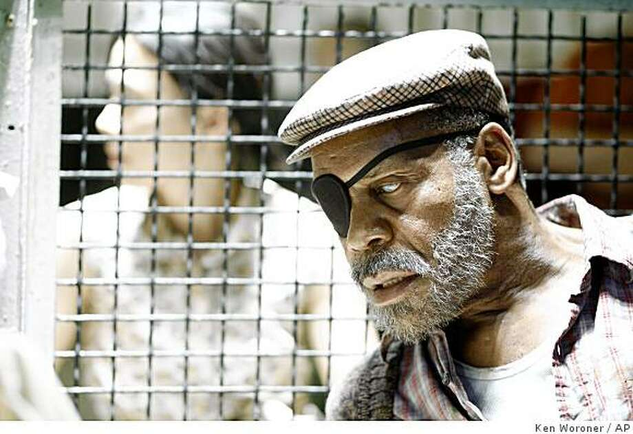 "In this image released by Miramax Pictures, Danny Glover is shown in a scene from  ""Blindness."" (AP Photo/Miramax Films, Ken Woroner) **  NO SALES ** Photo: Ken Woroner, AP"