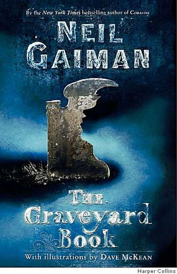 Neil Gaiman's ?The Graveyard Book? Photo: Harper Collins