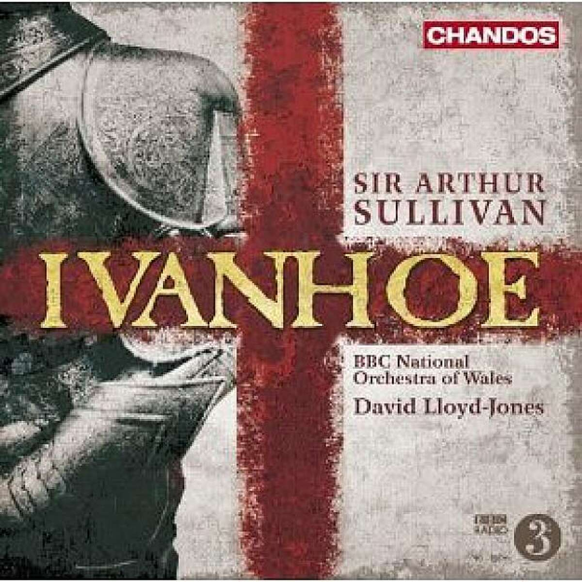 IVANHOE performed by the BBC National Orchestra of Wales