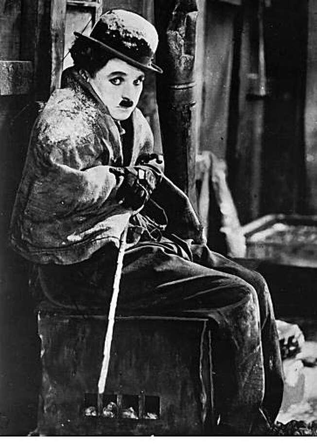 "Charlie Chaplin in ""The Gold Rush"" (1925). Photo: Film Still 1925"