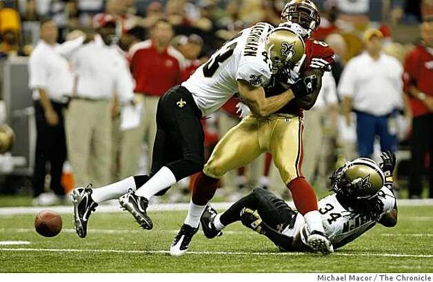 Photo: Michael Macor, The Chronicle / SF. San Francisco 49ers quarterback ...