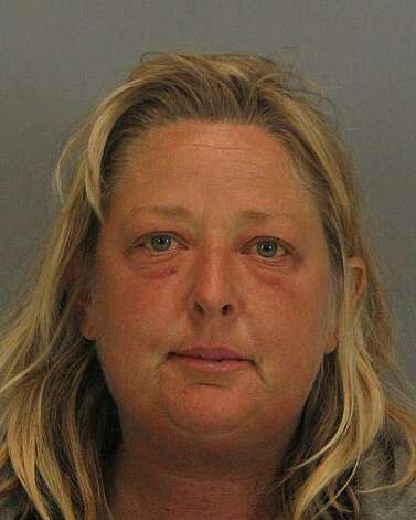 The San Jose Police Department released this mugshot of Tamara Leeann Rennert  who was arrested in a bank robbery attempt thwarted by former San Francisco Chronicle photographer Kim Komenich at a Wells Fargo branch in San Jose, Calif., on Monday, April 12, 2010. Photo: San Jose Polce Department