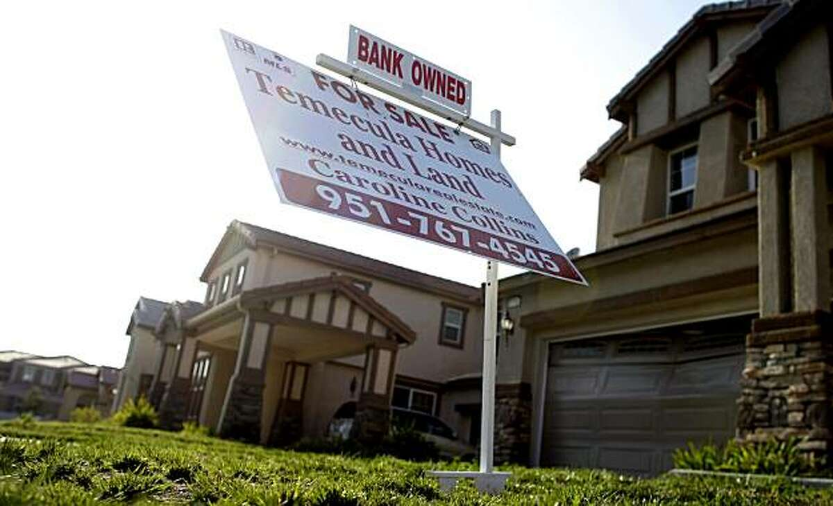 With the decline of the housing market, the planned Hemet, California, community of Willow Walk with its ponds, playgrounds and giant tract homes, is now called the