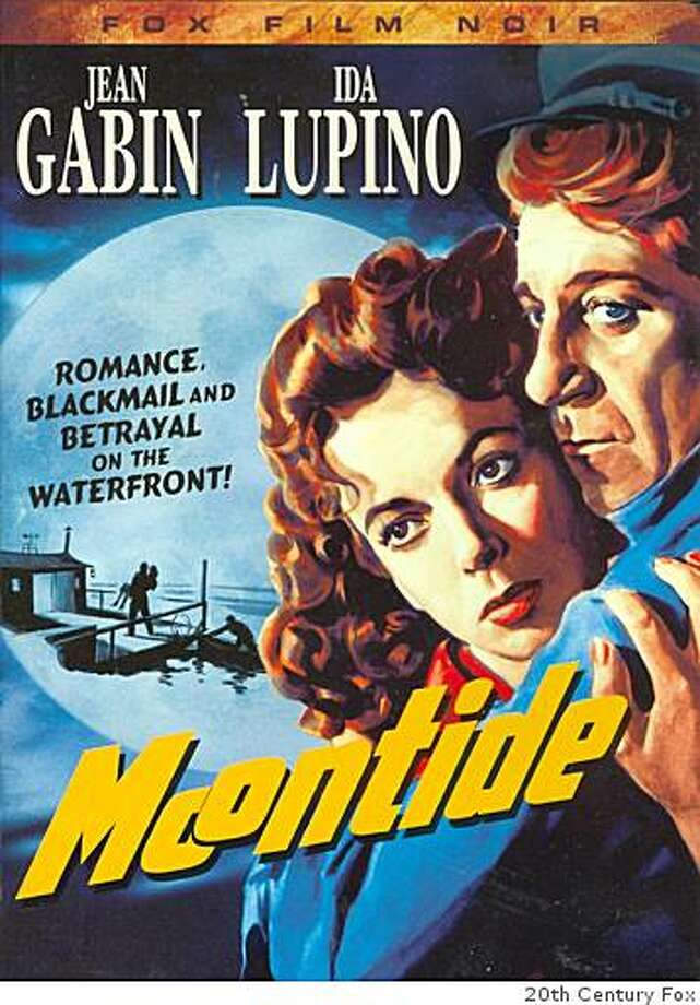 DVD cover: Moontide Photo: 20th Century Fox