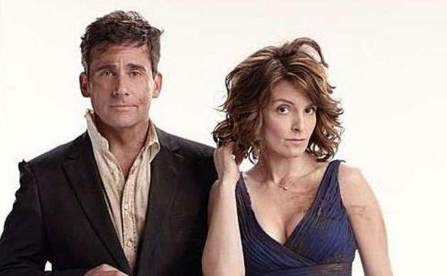 "Steve Carell and Tina Fey star in ""Date Night."" Photo: 20th Century Fox"