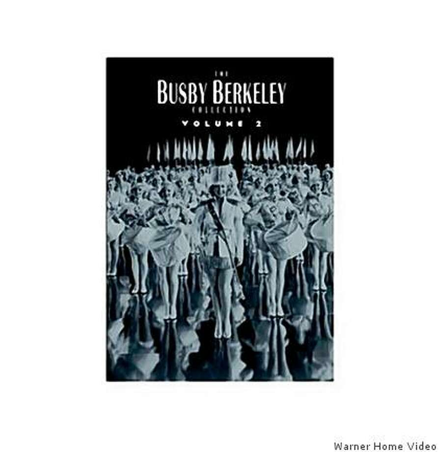 DVD cover: Busby Berkeley Collection Volume 2 Photo: Warner Home Video