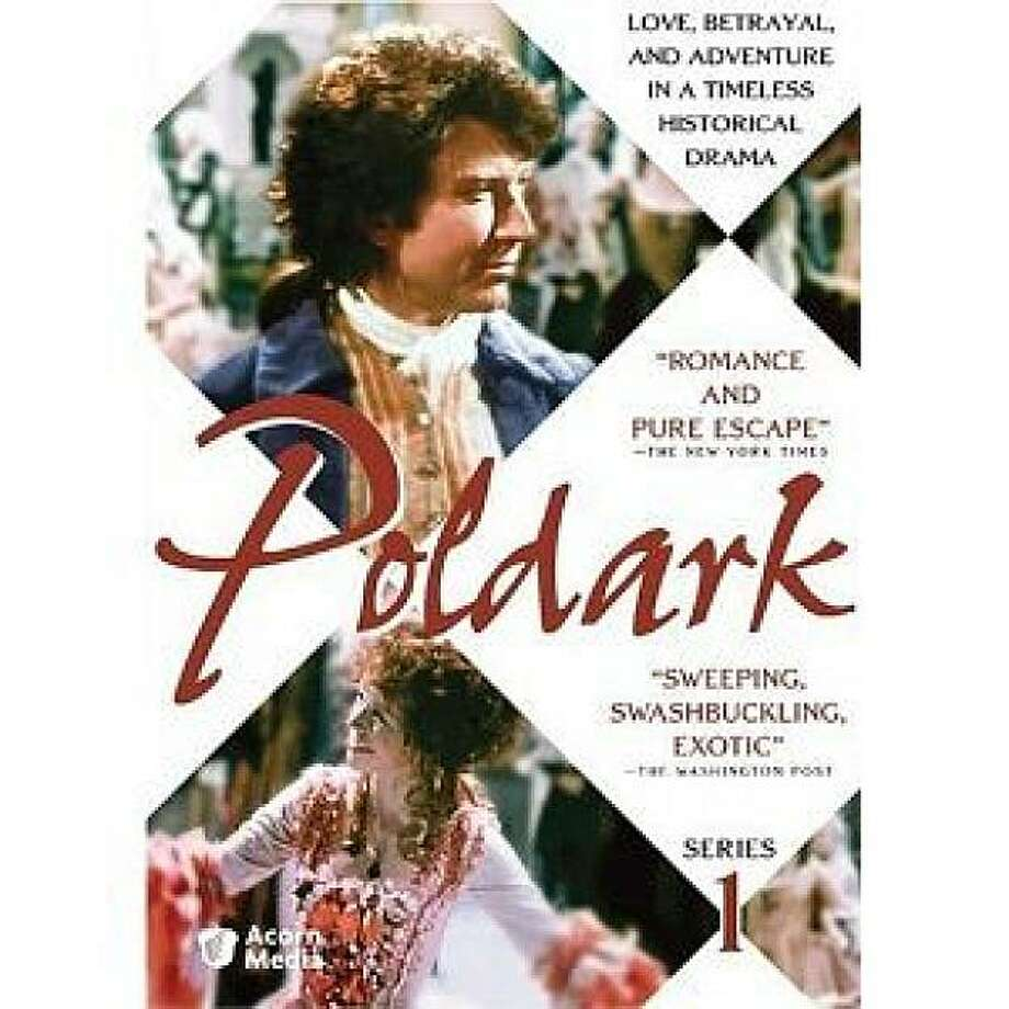 dvd cover POLDARK: SERIES 1 Photo: Amazon.com