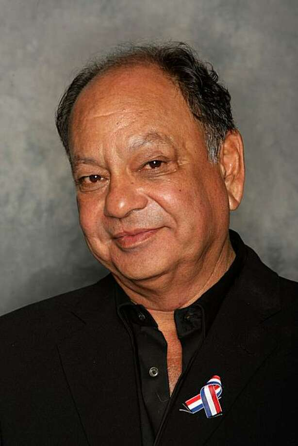 PASADENA, CA - AUGUST 17:  Actor Cheech Marin poses for a portrait during the 2008 ALMA Awards held at the Pasadena Civic Auditorium on August 17, 2008 in Pasadena, California. Photo: Frank Micelotta, Getty Images
