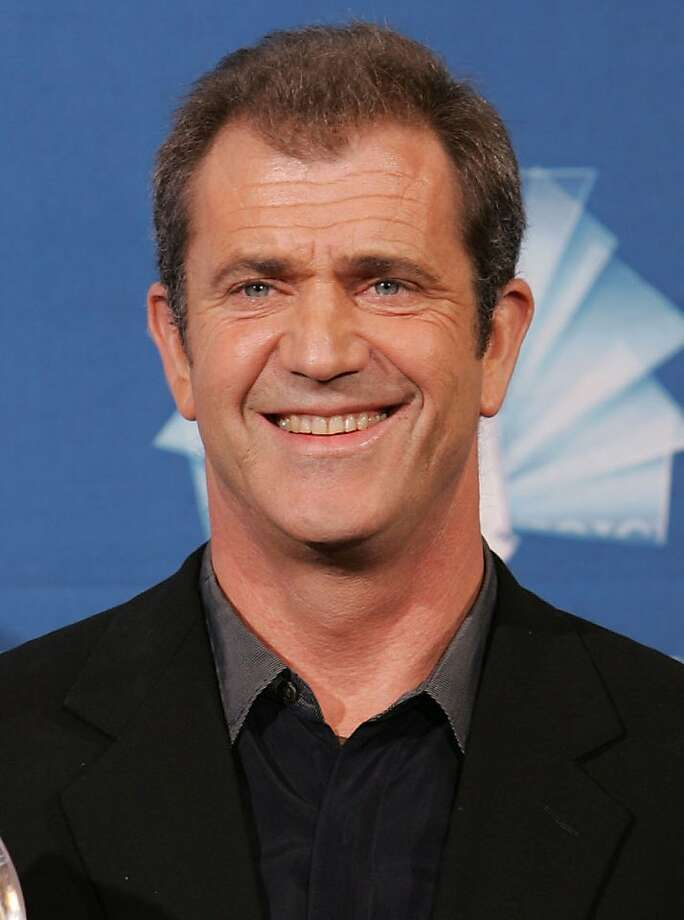 Director and actor Mel Gibson poses backstage at the 31st Annual People's Choice Awards in this Sunday, Jan. 9, 2005 file photo, Photo: Reed Saxon, AP