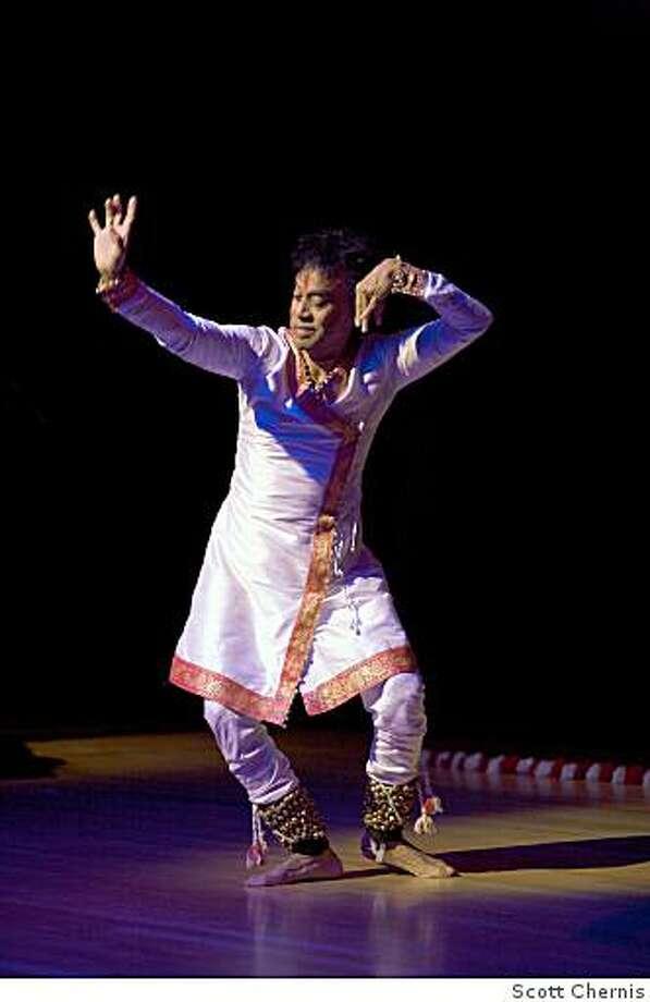 Pictured: Pandit Chitresh DasMaster of Tradition-Chitresh Das Photo: Scott Chernis