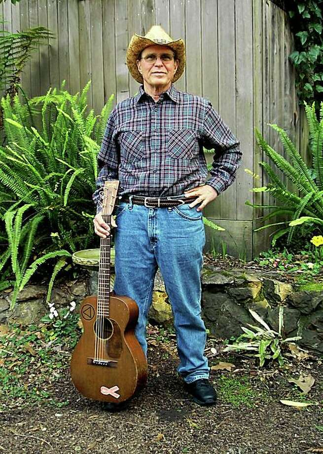 Country Joe McDonald will perform a tribute to Woody Guthrie today at Little Fox in Redwood City. Photo: Tom Weller, Little Fox