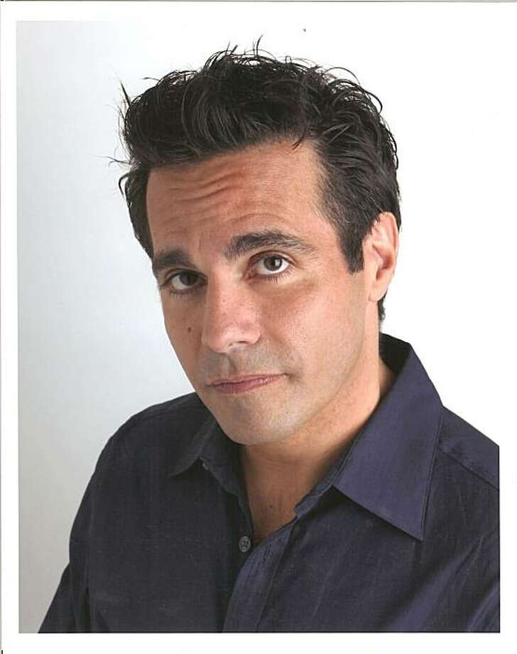 Mario Cantone Photo: Peter Lau