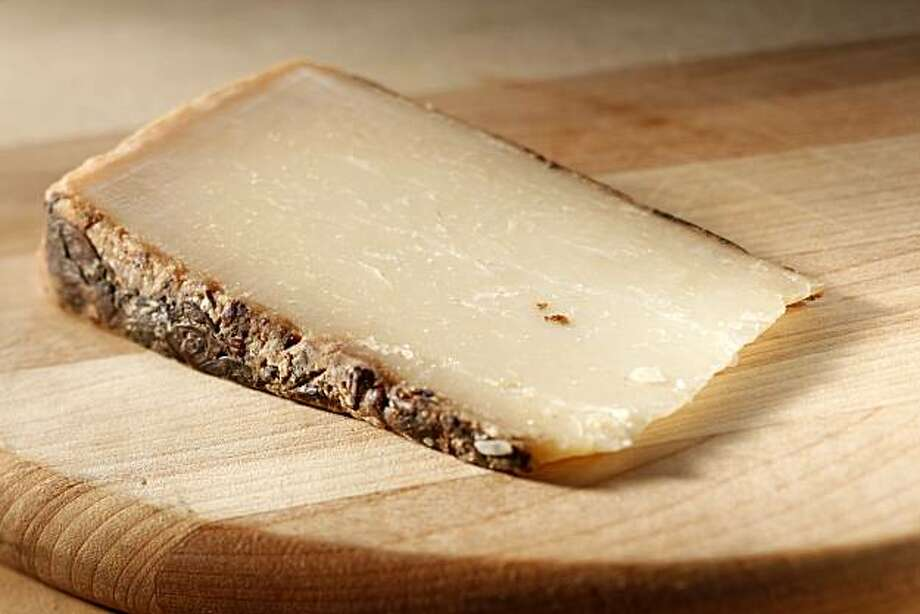 Capra Ubriaco cheese in San Francisco, Calif., on April 7, 2010. Photo: Craig Lee, Special To The Chronicle