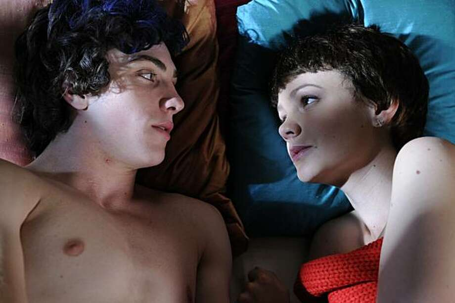 "Aaron Johnson and Carey Mulligan in a scene from, ""The Greatest."" Photo: Paladin"