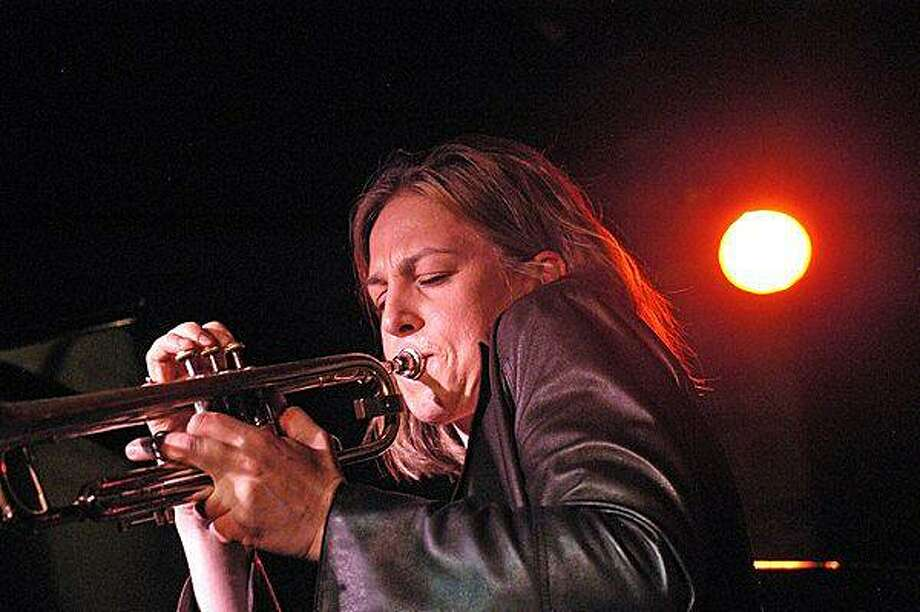 Trumpeter Ingrid Jensen will perform at the Reno Jazz Festival April 22-24. Photo: Angela Jiminez