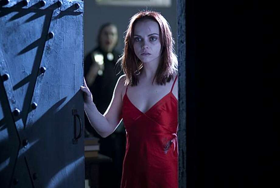 "In this film publicity image released by Anchor Bay Films, Christina Ricci is shown in a scene from ""After.Life."" Photo: Anchor Bay Films, AP"