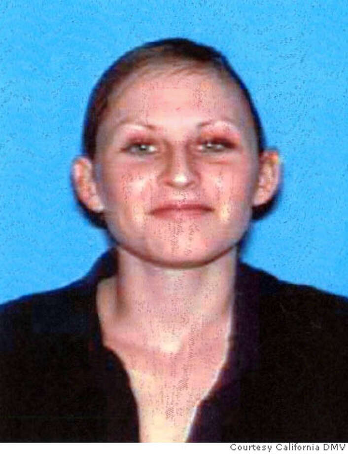 Amanda Hunter was found shot to death inside her West Oakland apartment in July. (Courtesy California DMV)
