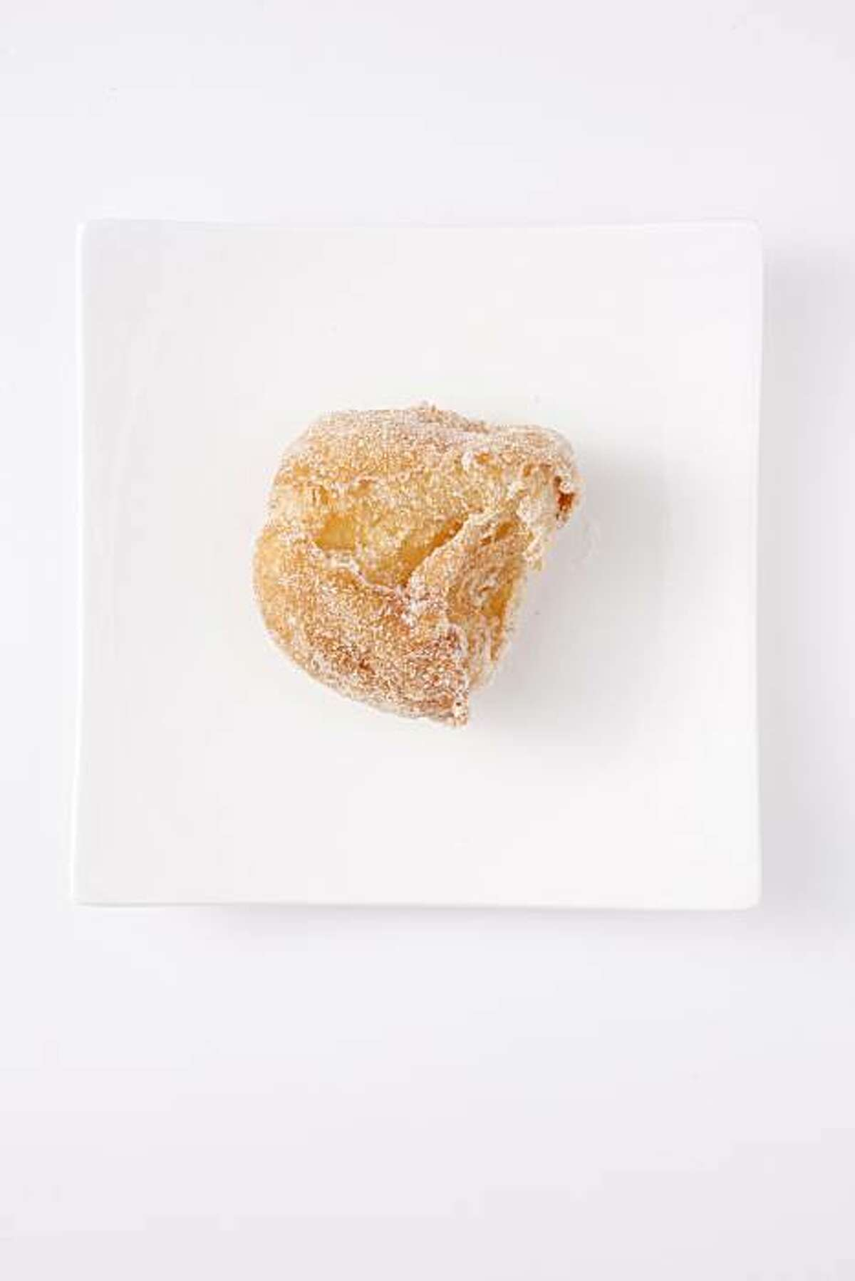 Orange Blossom Beignets in San Francisco, Calif., on March 17, 2010. Food styled by Pailin Chongchitnant.
