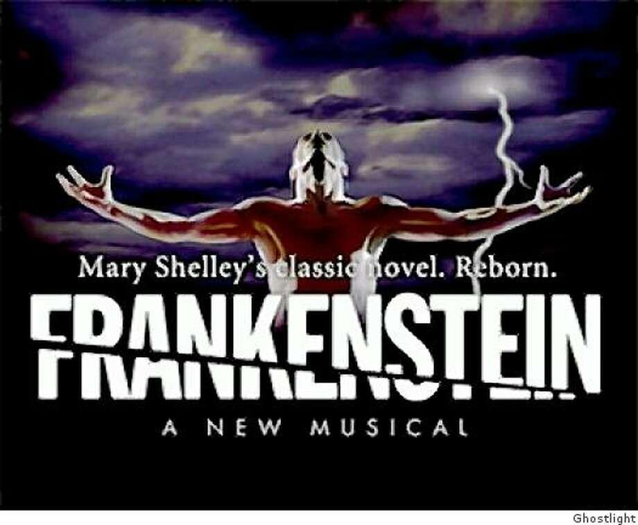 """CD cover: """"Frankenstein"""" Photo: Ghostlight"""