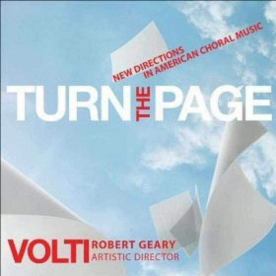 cd cover TURN THE PAGE Photo: Amazon.com