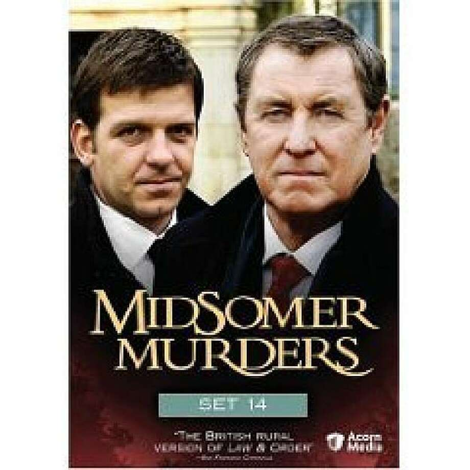 dvd cover MIDSOMER MURDERS: SET 14 Photo: Amazon.com