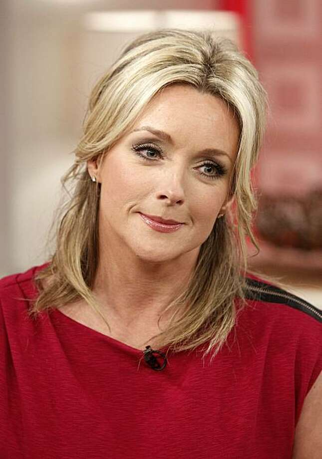 """In this photo provided by NBC Universal, actress Jane Krakowski appears on NBC's """"Today"""" show, in New York, on Tuesday, March 23, 2010. Photo: Peter Kramer, AP"""