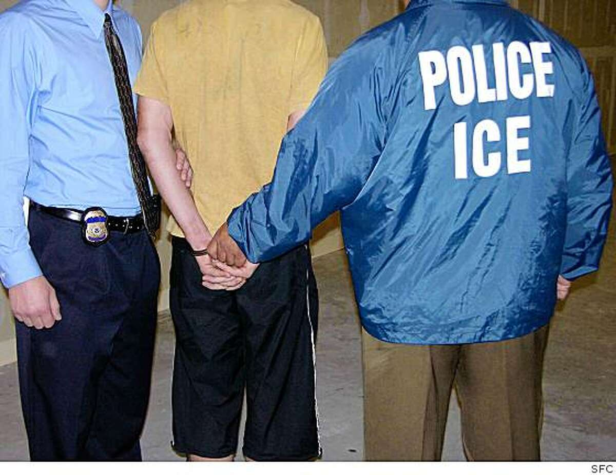 Department of Homeland Security U.S. Immigration and Customs Enforcement