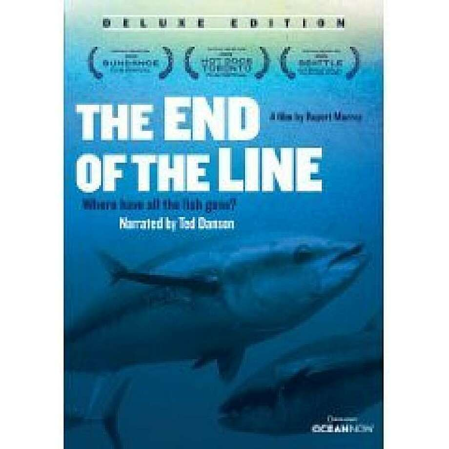 dvd cover THE END OF THE LINE Photo: Amazon.com