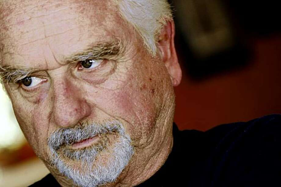 O'Neill, who once worked as a postman, has turned into a prolific novelist. Napa author Gene O'Neill has just been recognized for his stories about San Francisco's Tenderloin neighborhood, an area where his son used to live. Photo: Brant Ward, The Chronicle