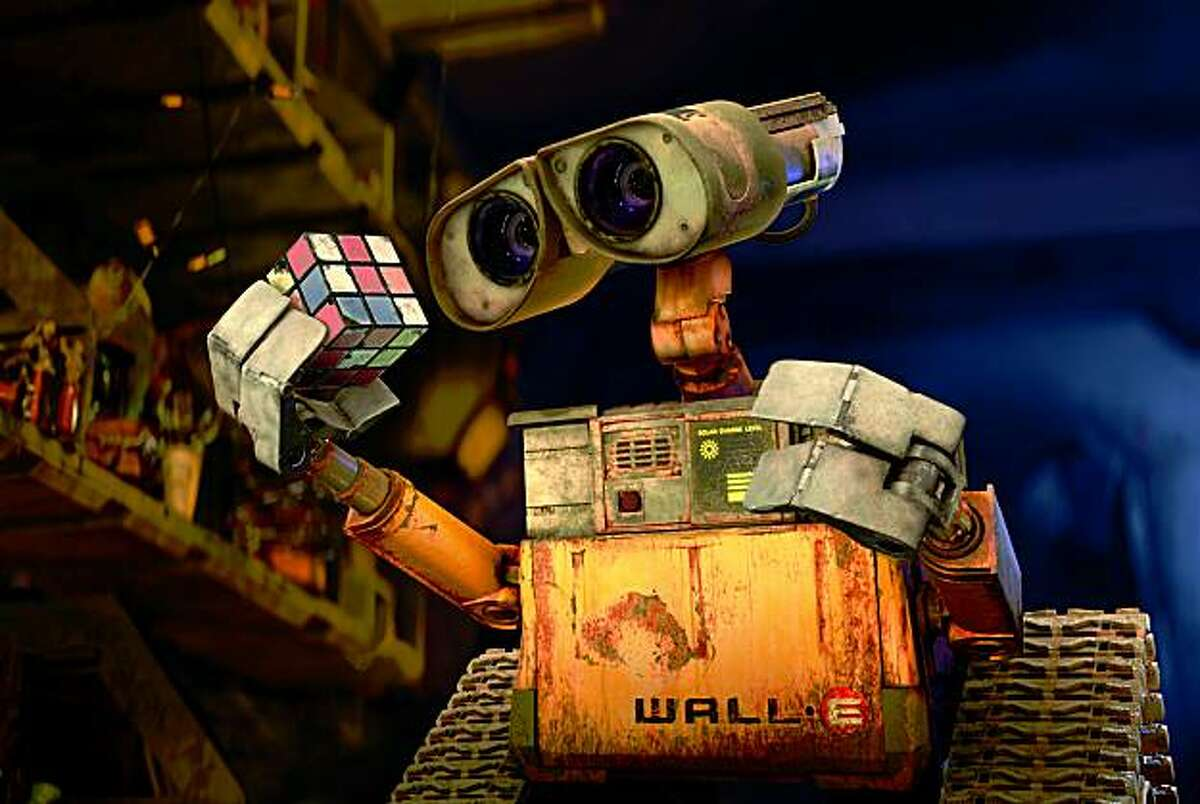 Disney/PIXAR's animated feature, Wall-E is the story of one robot's comic adventures as he chases his dream across the galaxy.