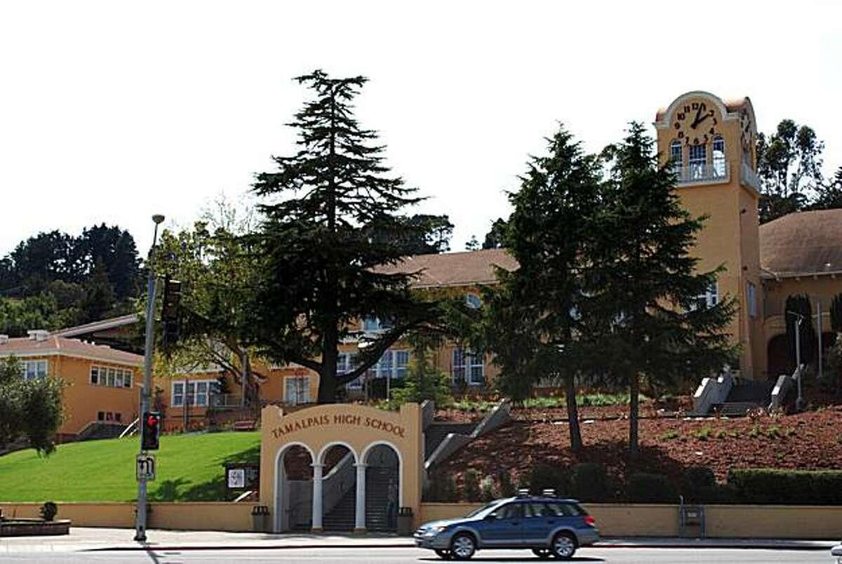 Tamalpais High school for Real Etate cover story Keri Spiller Sf. BlockShopper.com