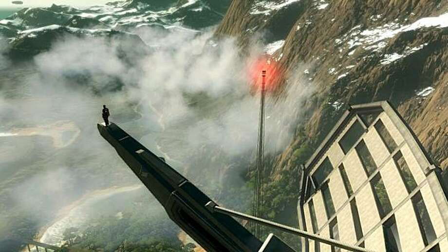 Almost all of the fictional island nation of Panau is accessible in Just Cause 2's impressively large game world. Photo: Square Enix