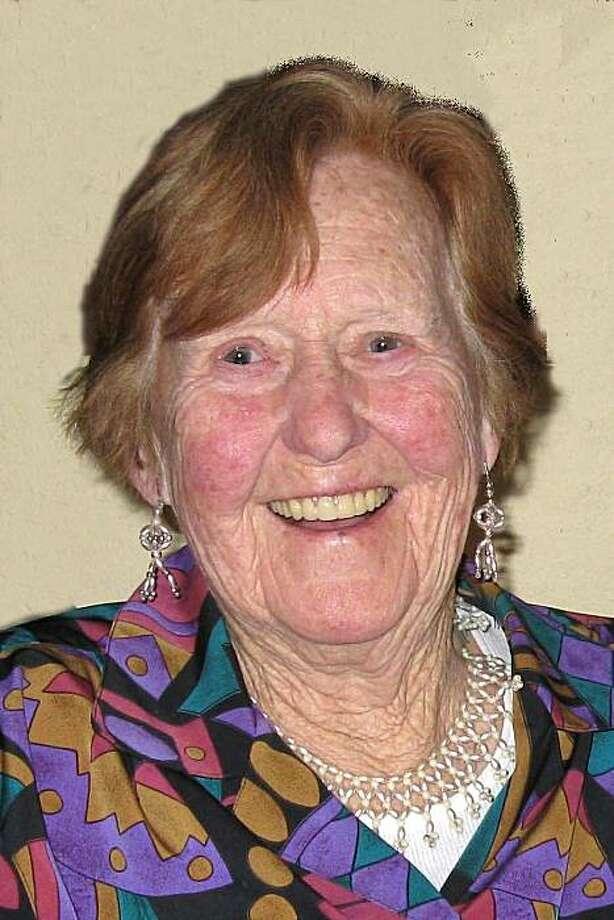 Betty McQuiston Photo: Courtesy Of The McQuiston Family