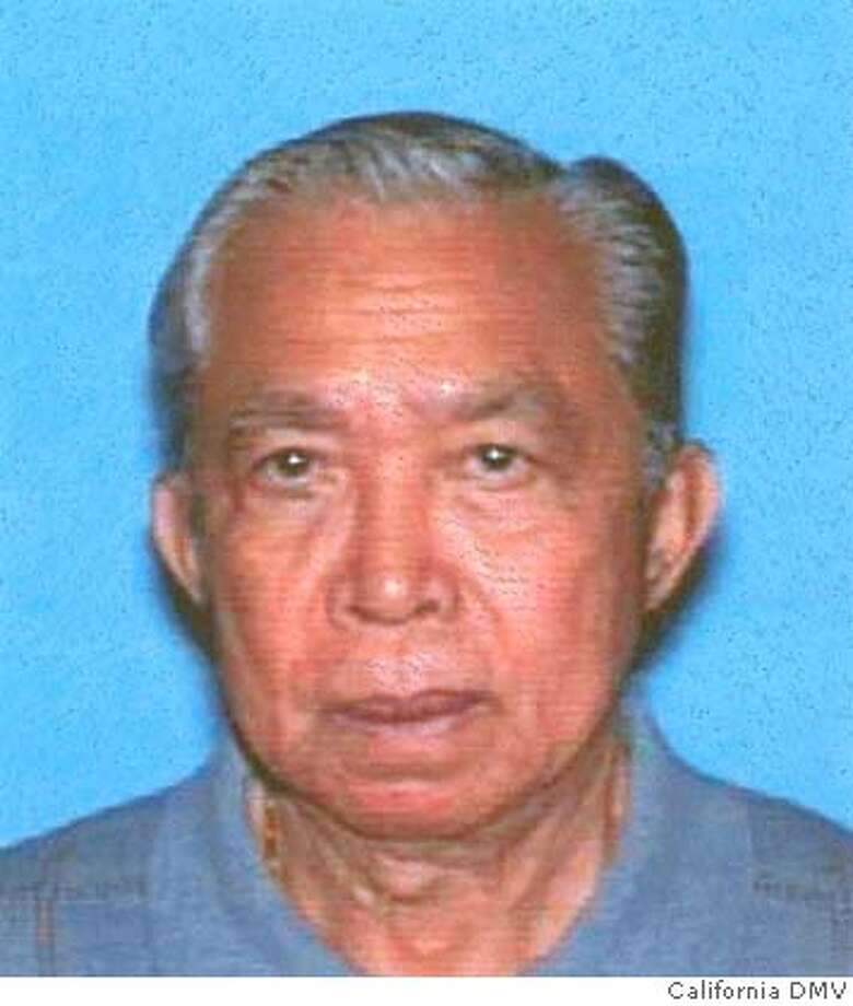 San Jose hit-and-run victim Aproniano Siruno, 71, was with two friends in Hillview Park when driver Armando Ochoa, 45, jumped the curb and struck him, police say.