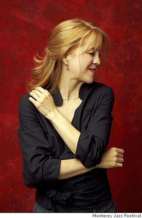 Maria Schneider Photo: Monterey Jazz Festival
