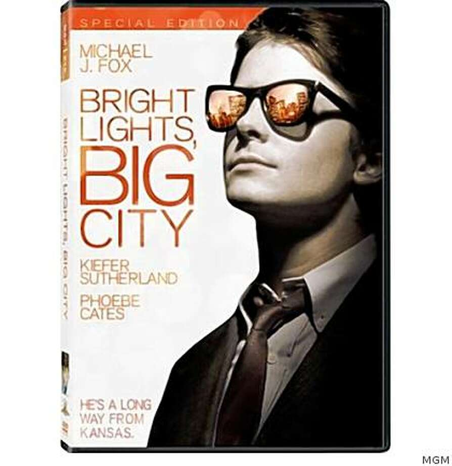"DVD cover: ""Bright Lights, Big City."" Photo: MGM"