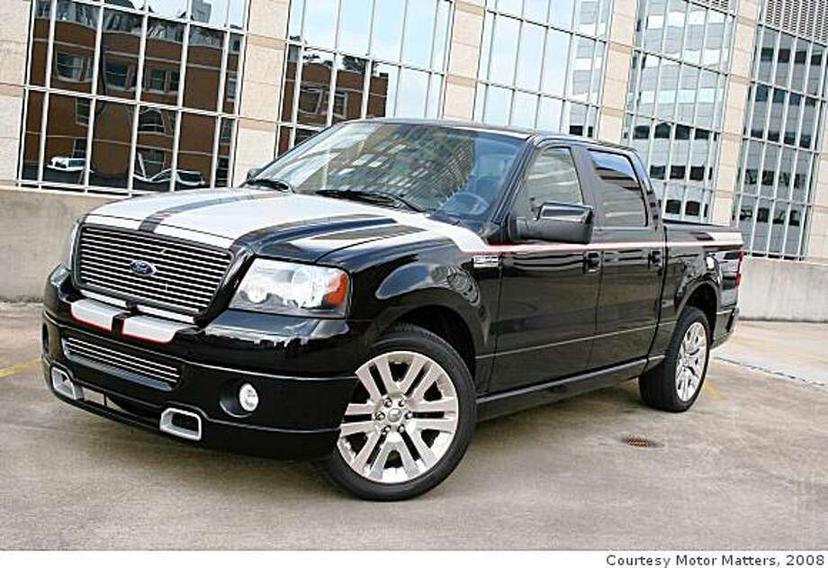 2008 Ford F-150 Chip Foose Edition Photo: Courtesy Motor Matters, 2008