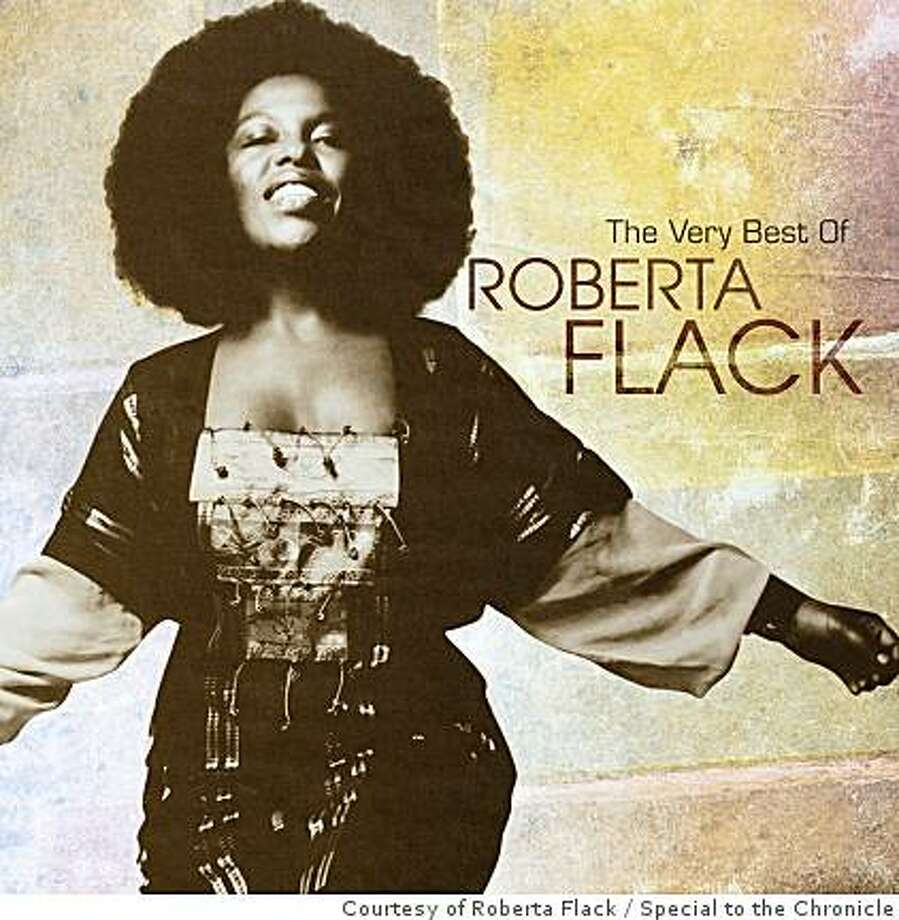 Roberta Flack album cover Photo: Courtesy Of Roberta Flack, Special To The Chronicle